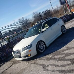2006 Audi A3 Turbo- end of season price!