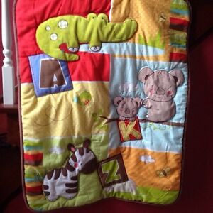 Crib Bedding Set (Fisher Price). $20.00
