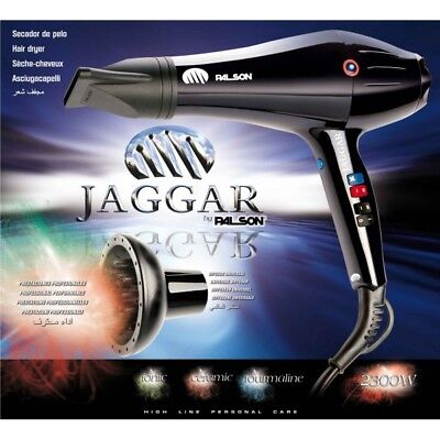 PALSON JAGGAR Professional Ceramic Hair Dryer 2300W Powerful Ionic Diffuser
