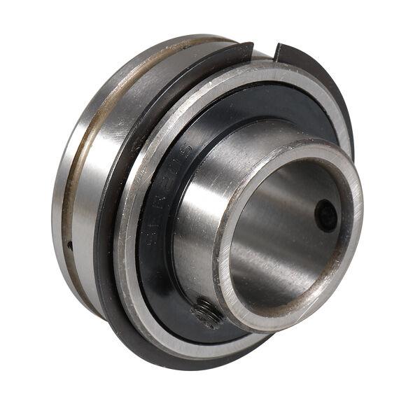 """SER202-10 ER-10 ER10 5/8"""" Bore Set Screw Locking Insert Bearing 5/8"""" x 47mm OD"""