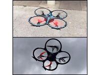drone swap for nitro car