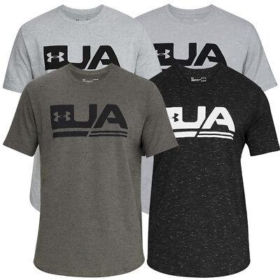 Under Armour Sportstyle Graphic T-Shirt Herren Short Sleeve Sport Shirt 1318562