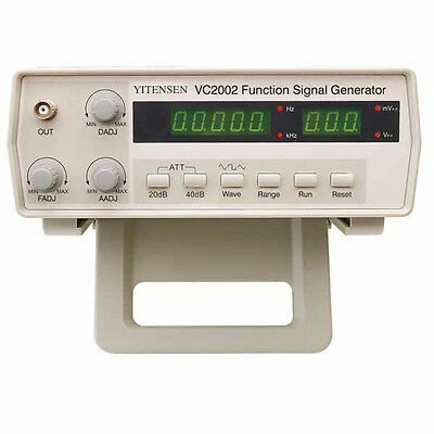 1 New Yitensen-pakriter Function Signal Generator Vc2002 Wholesale From Usa