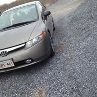 2007 civic only 114k