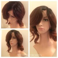 WIG STORE IN TORONTO: Front Lace Wig & Full Lace Wig