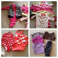 3-12 month girl clothes, $20, Kelowna