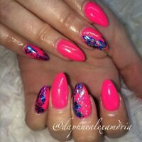Gel nails ! Same day appointments available!