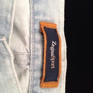 Zegna a jeans made in italy