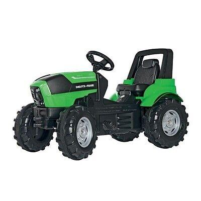 rolly toys 700035 rollyFarmtrac Deutz Agrotron X 720 Trettraktor