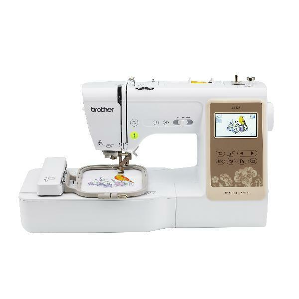 Brother SE625 Computerized Sewing and Embroidery Machine wit