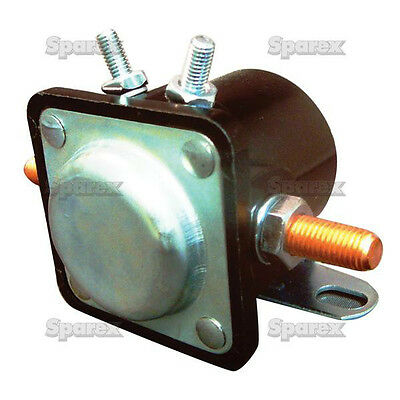 Ford Tractor Starter Solenoid 6 Volt 311007fr Special Price