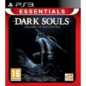 Dark Souls Prepare To Die Edition Game PS3 (Essentials) Brand New