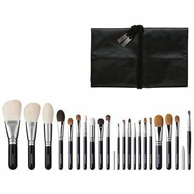 Made in JAPAN HAKUHODO Basic Selection Makeup Brush Set 21 pcs NEW EMS F/S