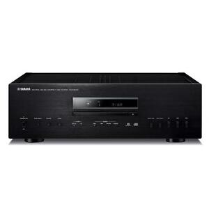 Yamaha CDS3000BL Natural Sound CD Player