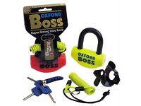 Oxford Boss Disc Lock rrp £42