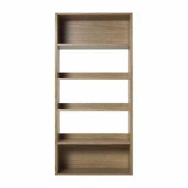 Kuda bookcase 60x186cm from Habitat