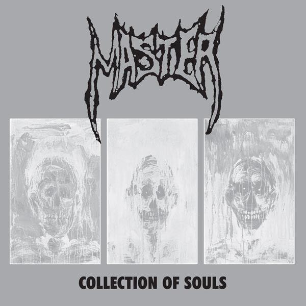 MASTER - COLLECTION OF SOULS  CD NEU