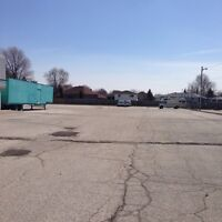 1.5 Acres Of Available Parking Spaces!