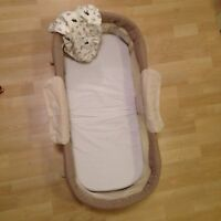 Summer Infant Co-sleeper portable bassinet
