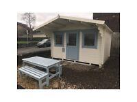 NEW Verona Log Cabin 3.6m x 2.8m (30mm) from LOGSPAN