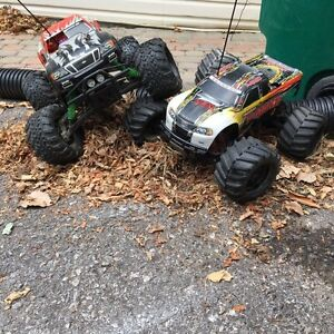 Gas rc cars