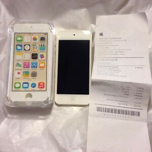 ipod touch 6th generation gold 64gb like new