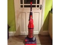 dyson dc 07 bagless vacuum cleaner with tools