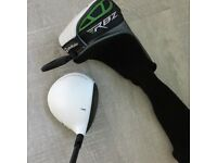 Taylormade RBZ 3 wood left handed golf club