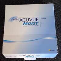Contact lenses (1Day Acuvue Moist)