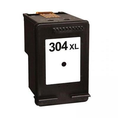 CARTUCCIA RIGENERATA AD INCHIOSTRO PER HP 304 XL N9K08AE BLACK