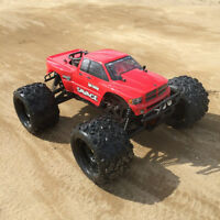 HPI Savage X 4.6 - Excellente condition, beaucoup d'upgrades!