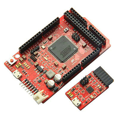 Geeetech Iduino Due Pro With Mini Usb Serial Adapter Compatible With Arduino Due