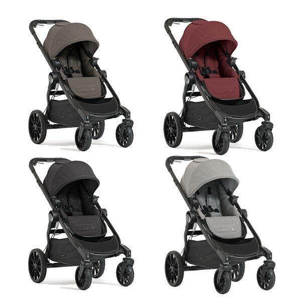 Baby Jogger City Select LUX Single Stroller Pram 2018 - BRAN