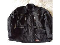 Milano Sport textile motorcycle jacket