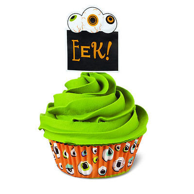 Halloween Treats From the Grave Baking Cup Combo Pack from Wilton 2330 NEW - Halloween Treats Bake