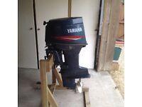 Yamaha 30hp outboard boat motor