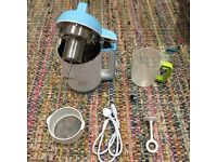 Quick soy milk maker plus all accessories included