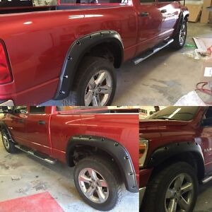 Fender flares fender extender FORD CHEVY GMC RAM TOYOTA NISSAN  Cambridge Kitchener Area image 4