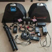Portable Electronic Flash System (Lumedyne)