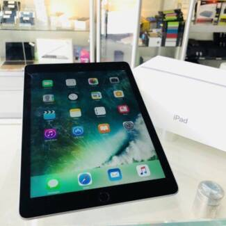 As new ipad 5 32gb wifi cellular space grey 1yrs apple warranty Surfers Paradise Gold Coast City Preview