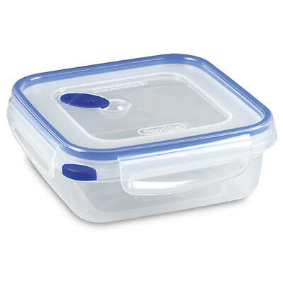 Ultra-Seal 4 Cups Square Container