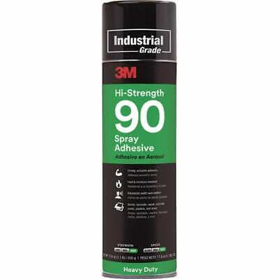 3m Hi-strength 90 Clear Spray Adhesive Cannot Ship To California
