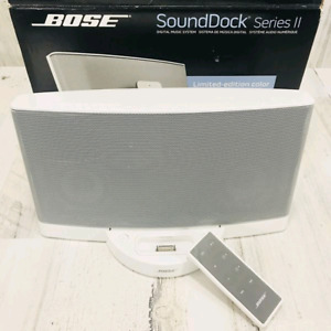 Bose SoundDock Series II with Remote and power supply