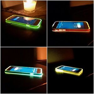 LED flash cell phone case for IPhone 6/6s