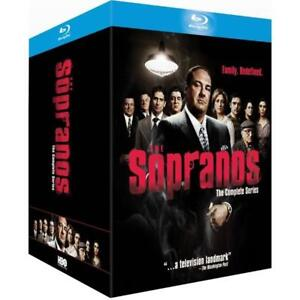 The Sopranos - The Complete Series [Blu-Ray Box Set] MINT