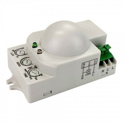 HF-Sensor Bewegungsmelder 1200W 360° Sensor OR-CR-208 ORNO f.LED 2332 360-sensor