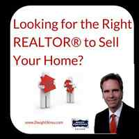 Looking for the Right REALTOR® to sell your home?