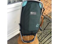 Quinny buzz xtra seat novel Nile with new born insert and original shopping clip