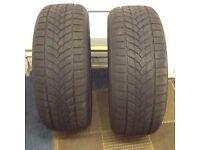 Lassa winter tyres.