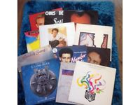 """Lots of vinyl albums and 12"""" singles"""